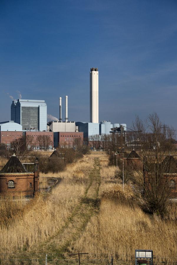 Mit seinem so robusten Tschernobyl-Charme: das Kraftwerk Tiefstack.