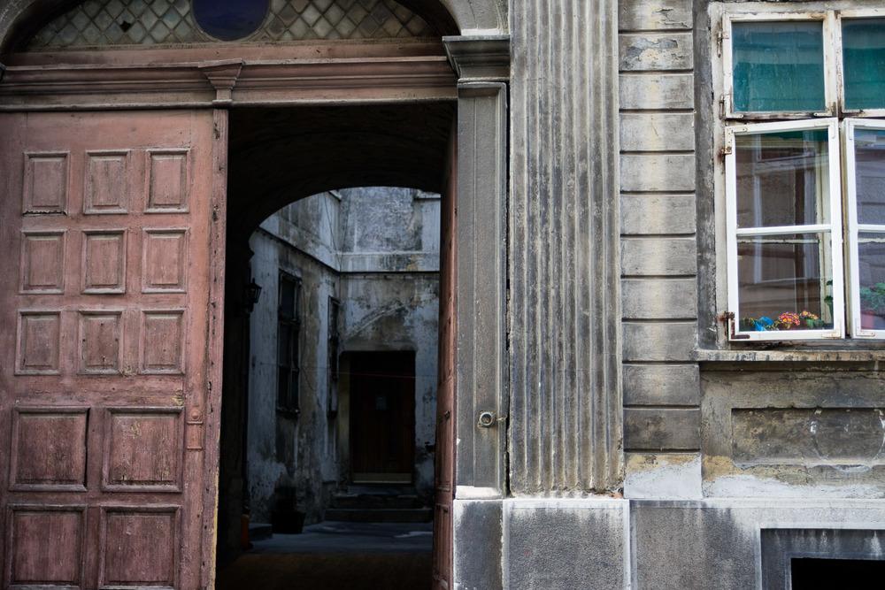 The Darkness behind Door #2.