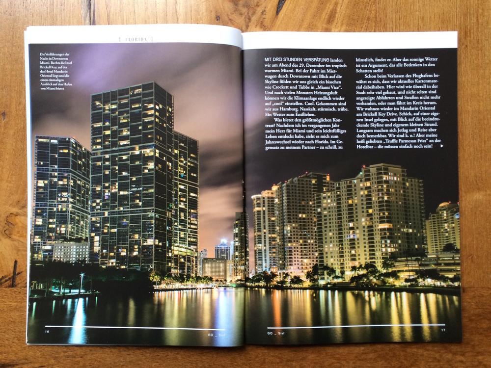 Opening Spread II - Miami Downtown
