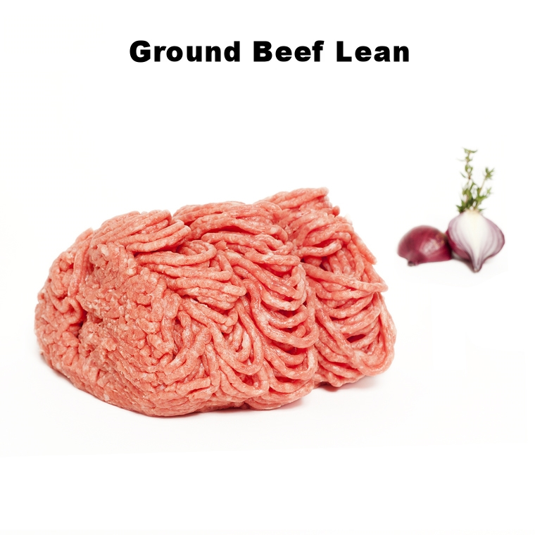 Ground Beef Lean