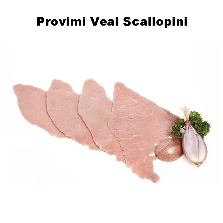 Provimi Veal Scallopini