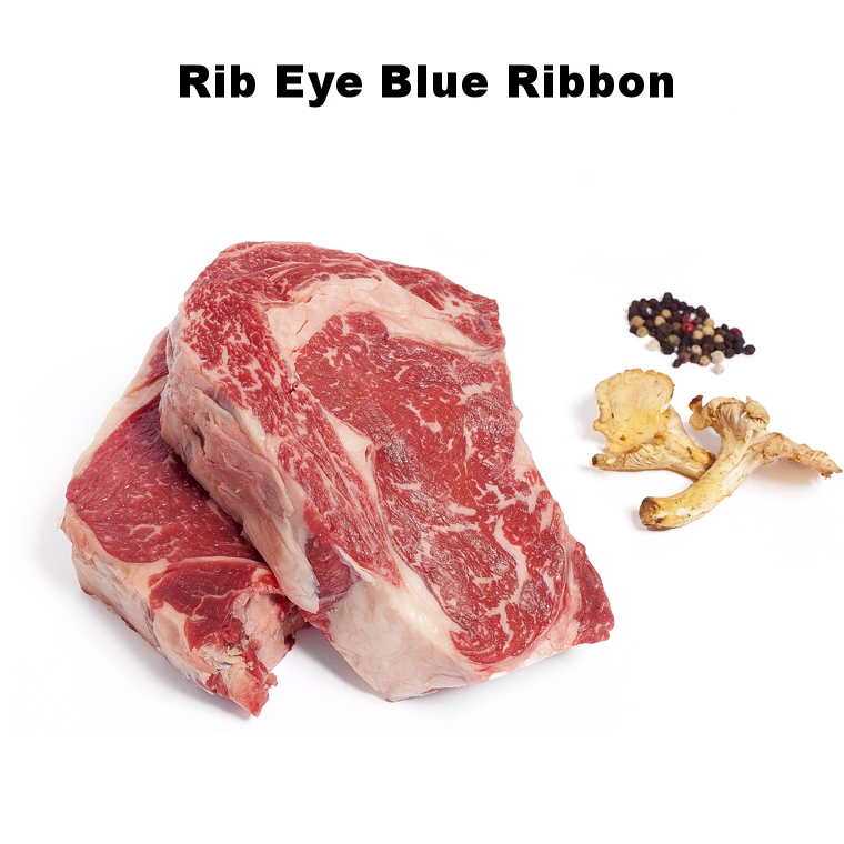 Rib Eye Blue Ribbon