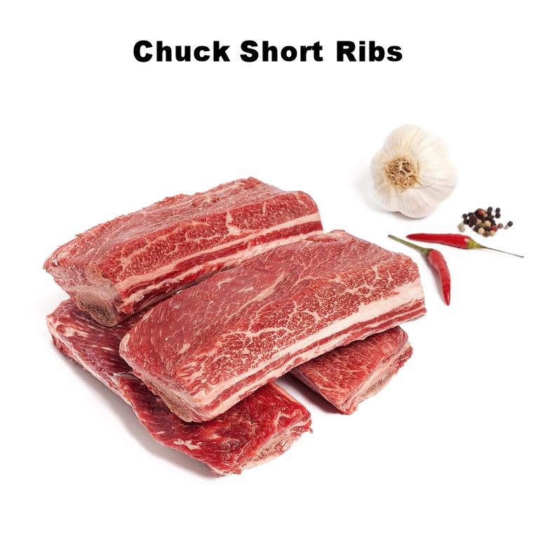 Chuck Short Ribs