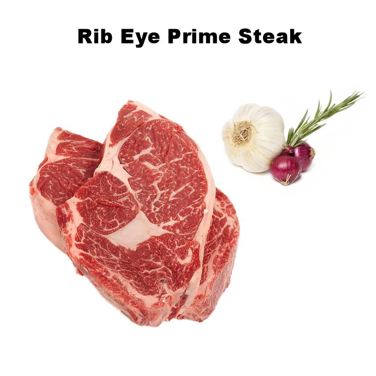 Rib Eye Prime Steak