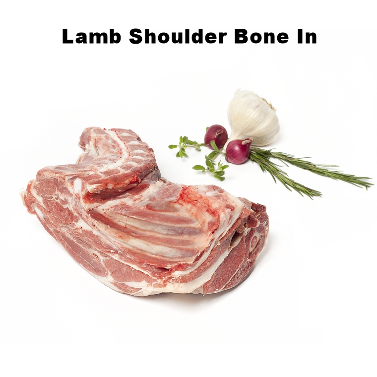 Lamb Shoulder Bone In