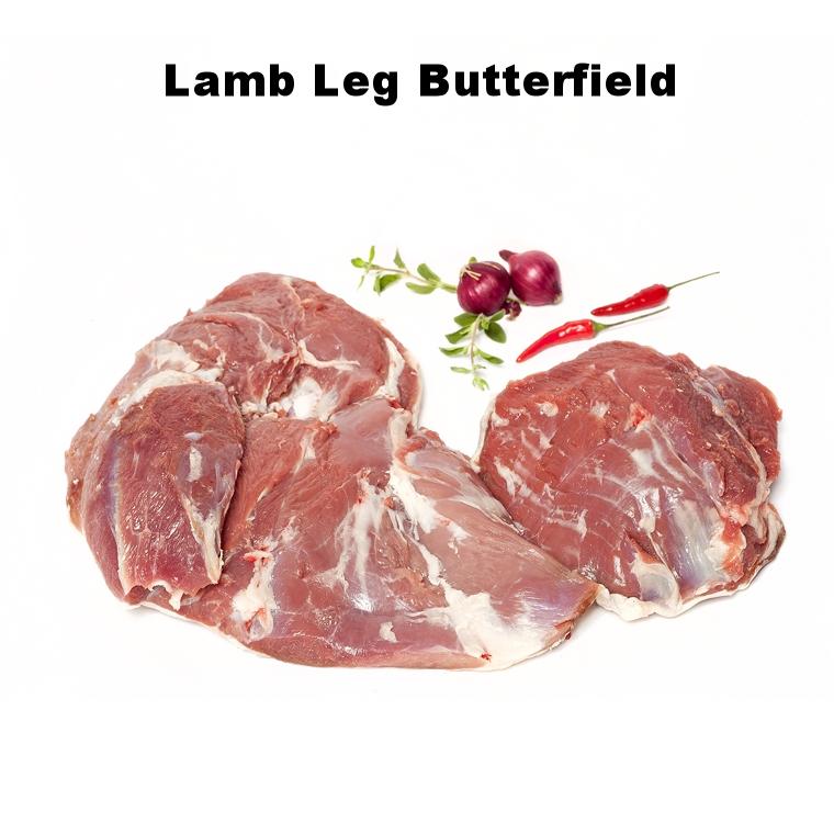 Lamb Leg Butterfield