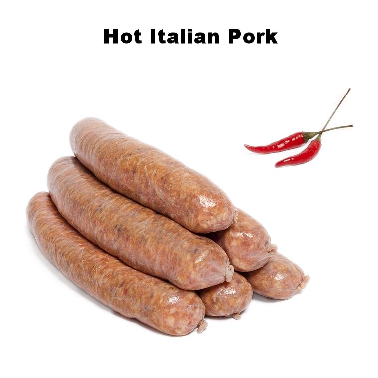 Hot Italian Pork