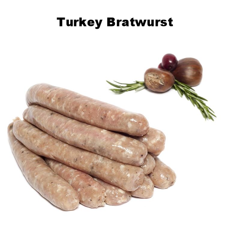 Turkey Bratwurst