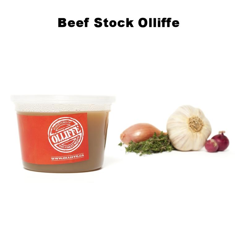 Beef Stock Olliffe