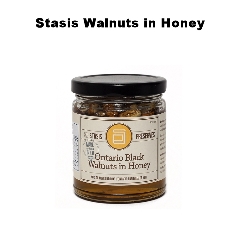 Stasis Walnuts in Honey