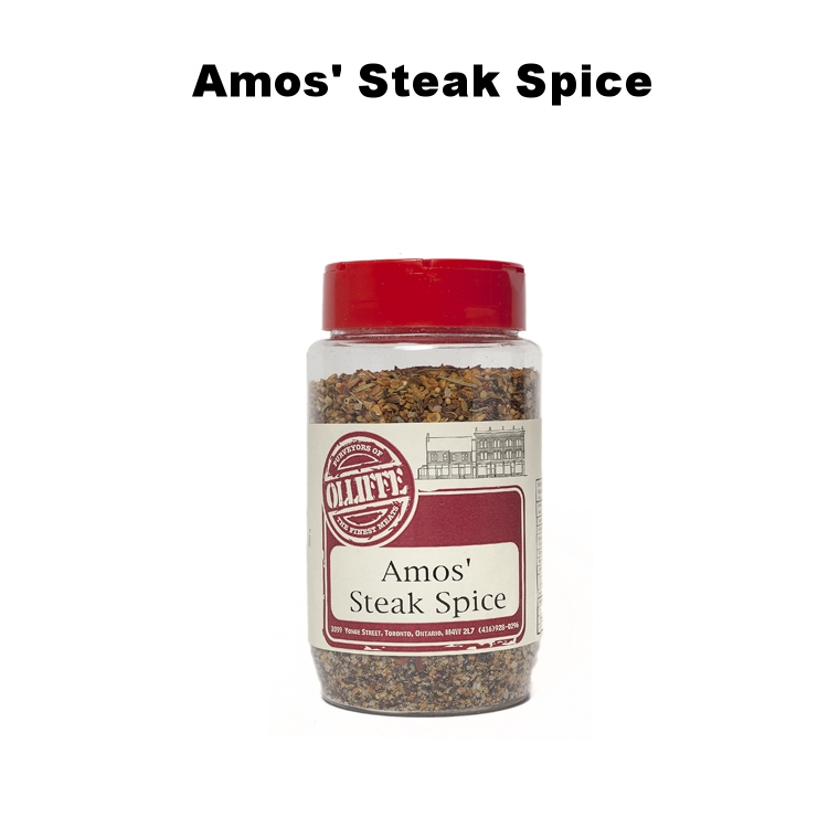 Amos' Steak Spice