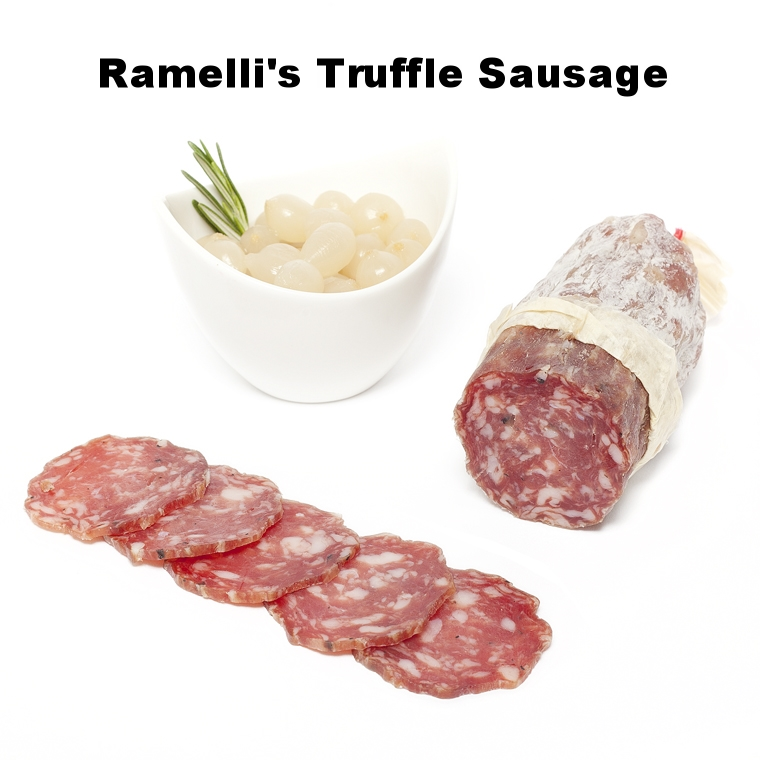 Ramelli's Truffle Sausage