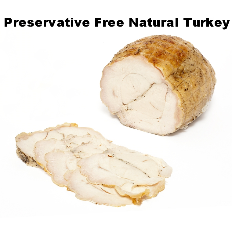 Preservative Free Natural Turkey