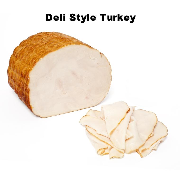 Deli Style Turkey
