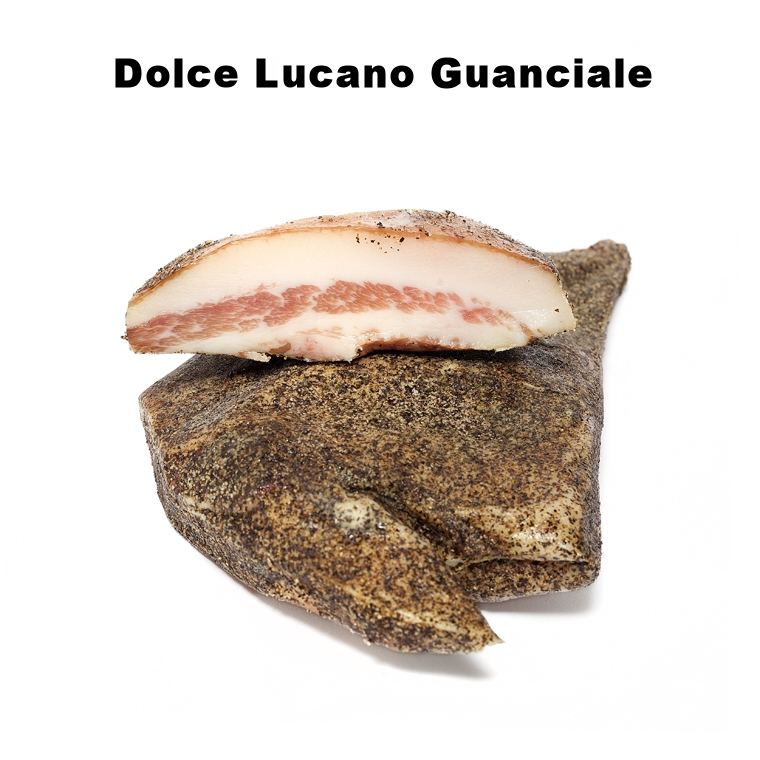 Dolce Lucano Guanciale