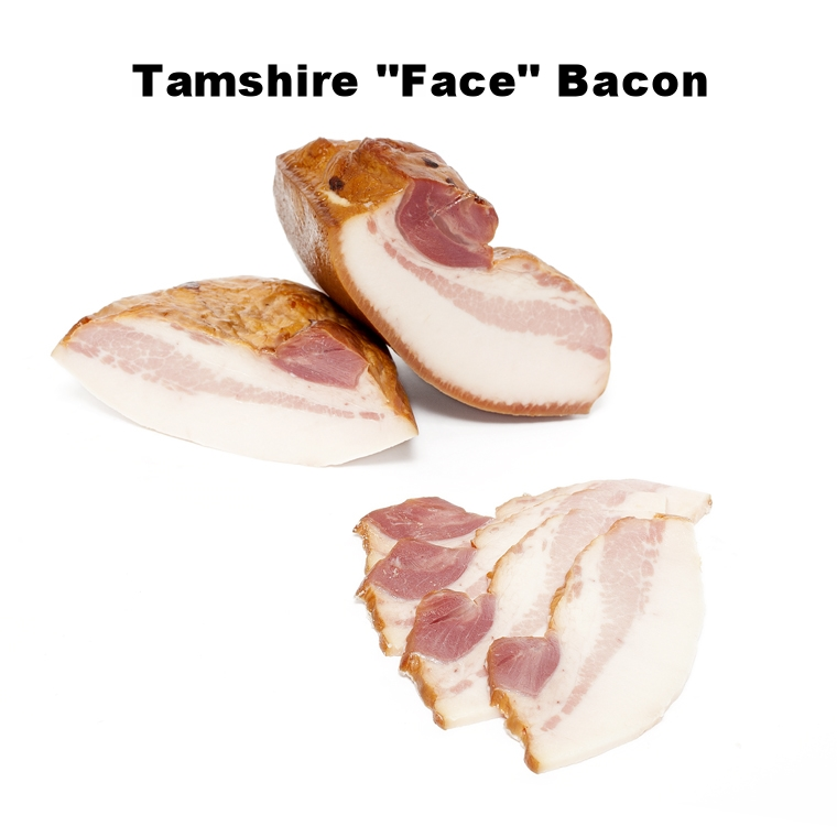 "Tamshire ""Face"" Bacon"