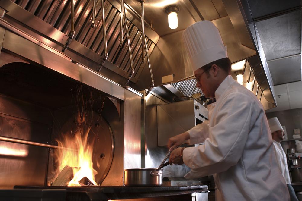 Restaurant Kitchen Hood Installation restaurant kitchen fire suppression system installation & service