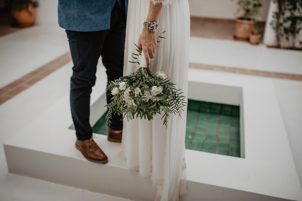 boho wedding vila monte algarve
