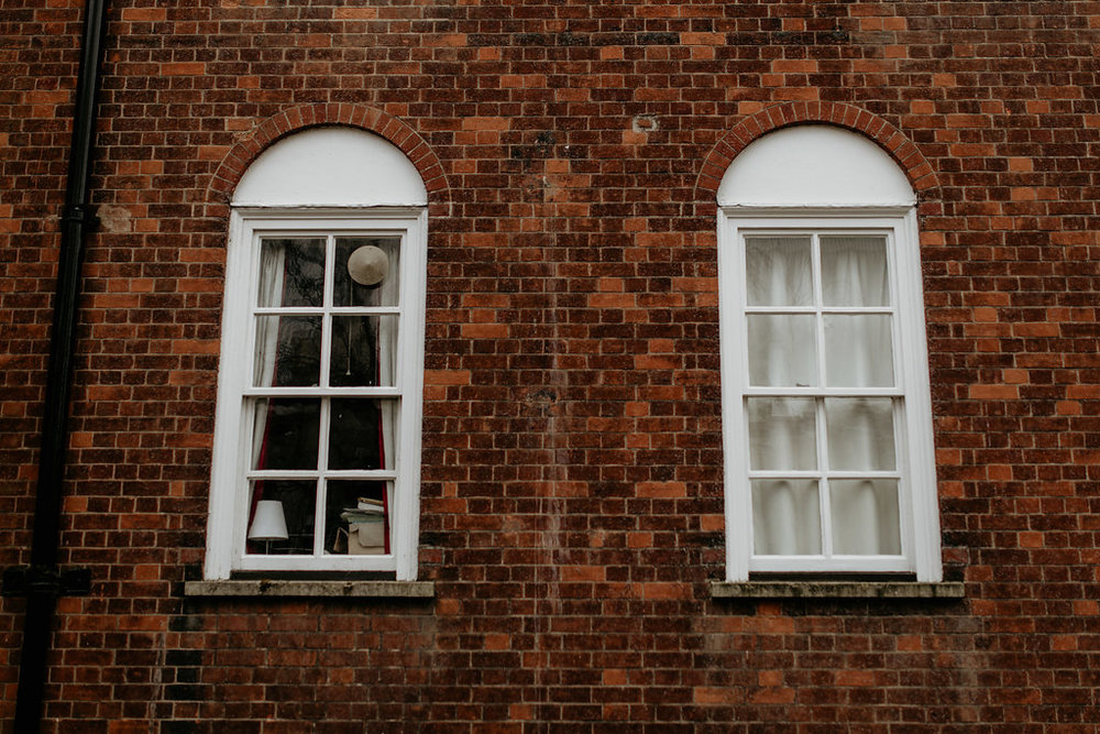 Cambridge university windows