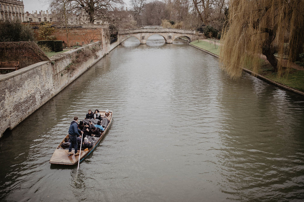 Cambridge boat