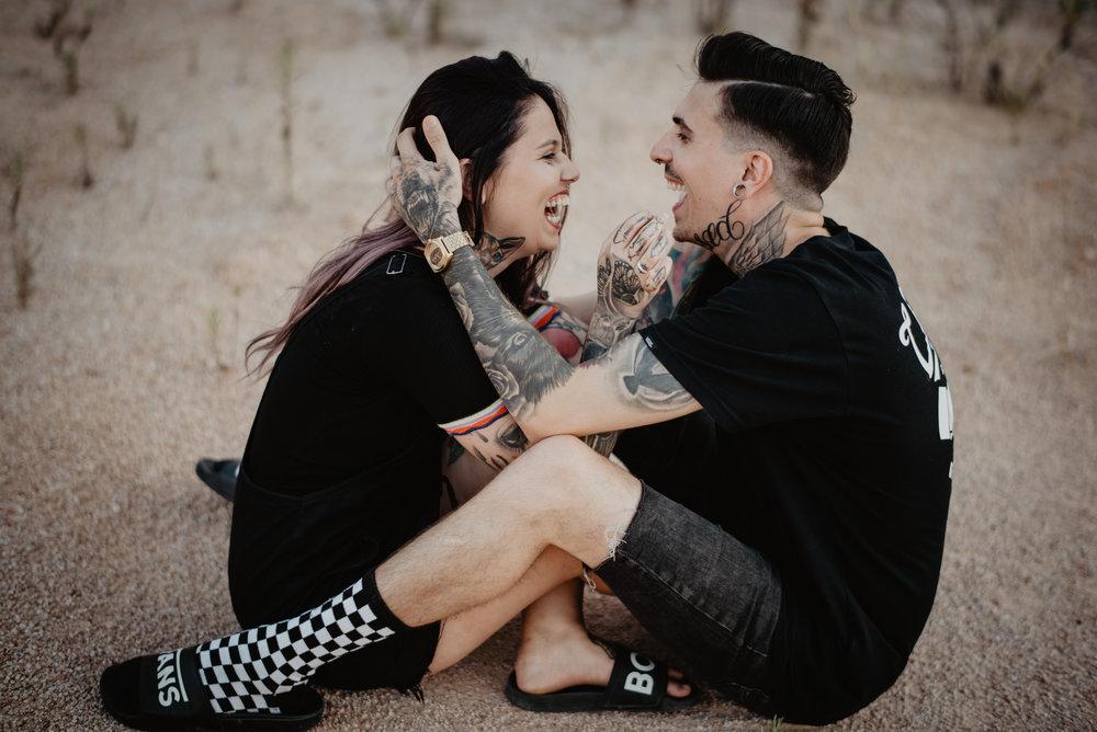 tattoo couple algarve lapela photography