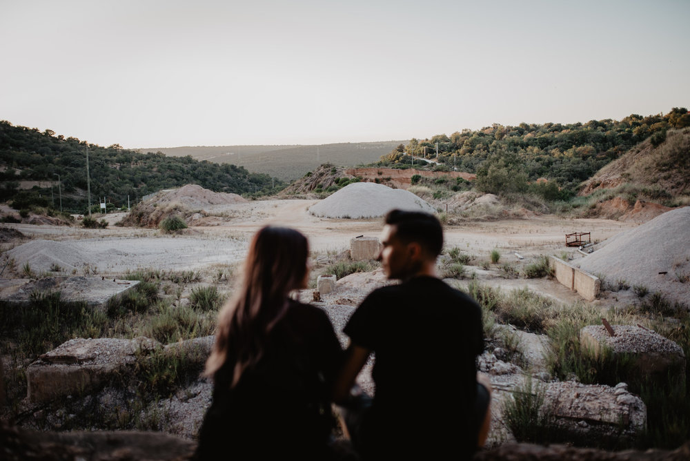 engagement session Lapela Algarve photography