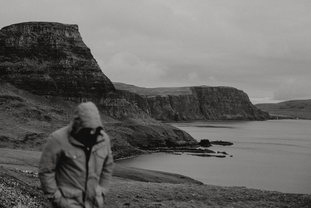 Lapela Photography Isle of Skye Elopement at Nest Point