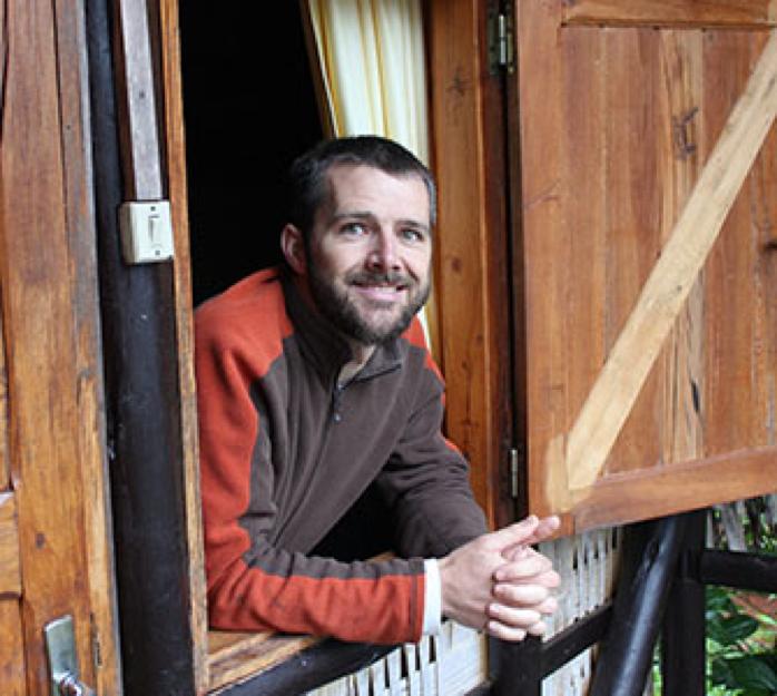 Mitch Irwin, Associate Professor at NIU (Anthropology)