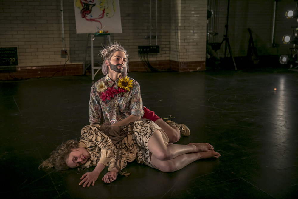 The Vulgar Early Works FringeArts 2015