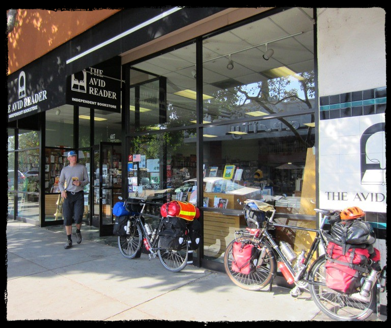 Address: 617 2nd St, Davis, CA 95616 (530) 758-4040 http://www.avidreaderbooks.com/