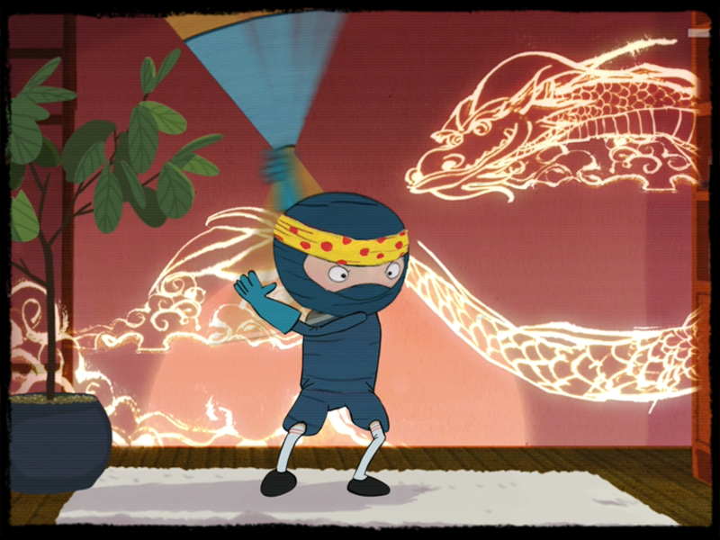 WATCH THE NINJA SHORT FILM