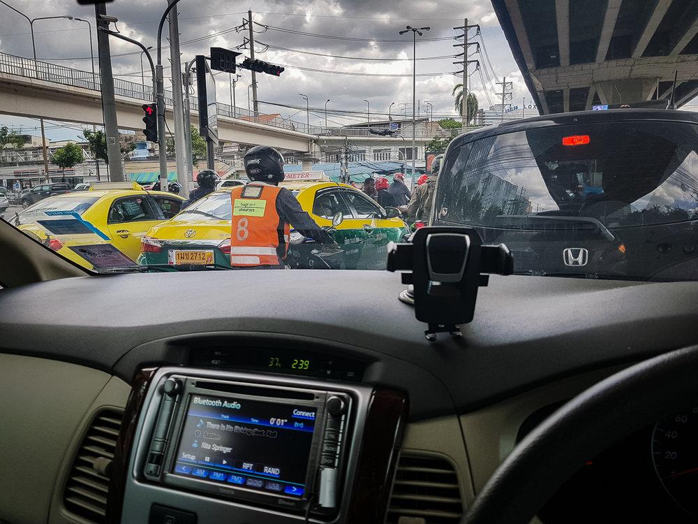 Bangkok Driving