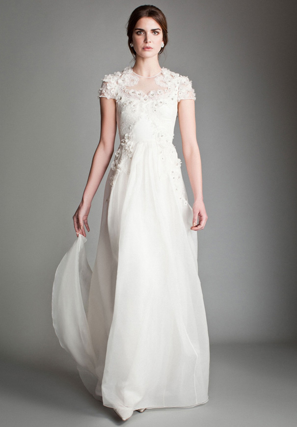 Wedding Dress Designers London - Ocodea.com