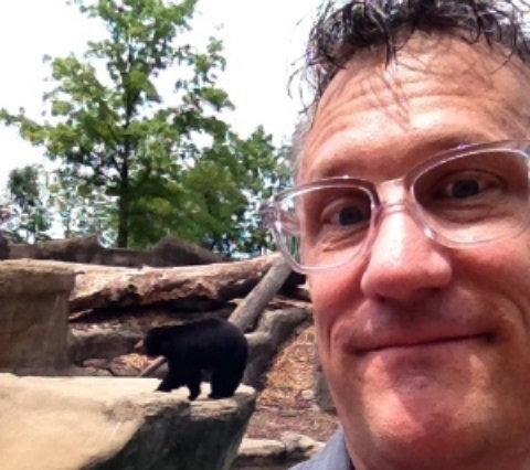 Went to the Cleveland Zoo.  I got to see what a real bear looks like...