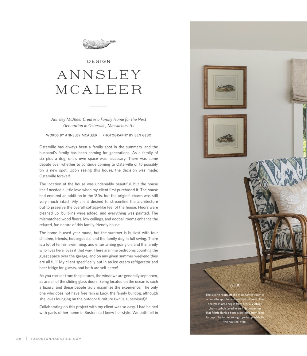 Annsley Interiors