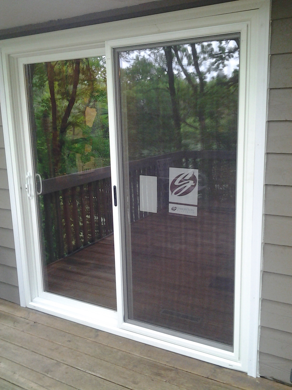Vinyl Patio Door Packages Windows And Doors Made Simple
