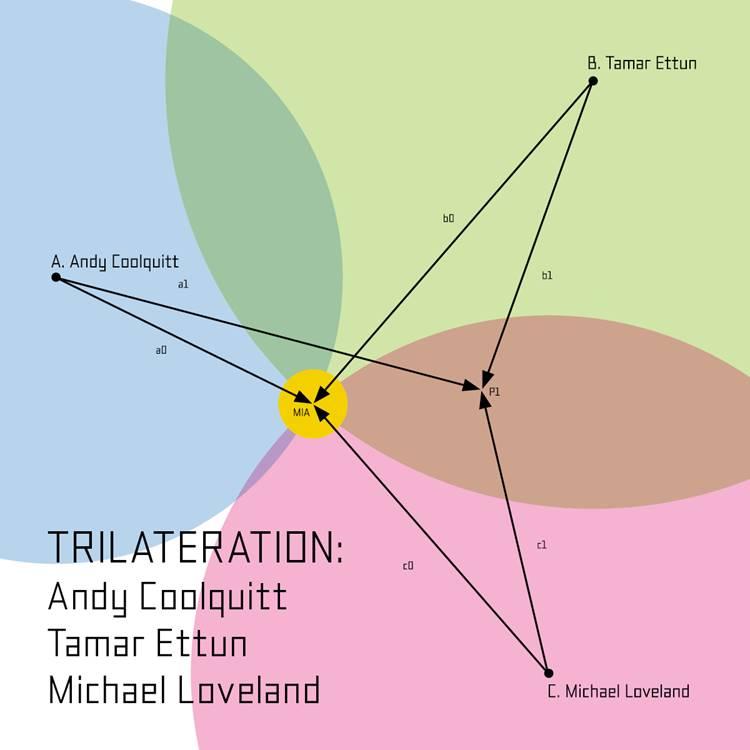 Trilateration Show \u2014 Ombretta Agro\u0027 Andruff