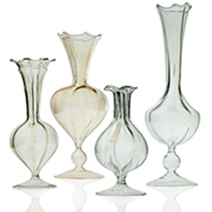 Decorative Small Glass Vases