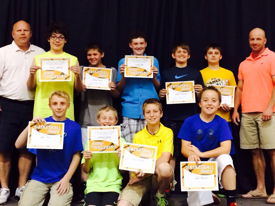 Boy's Basketball - Grades 3-8