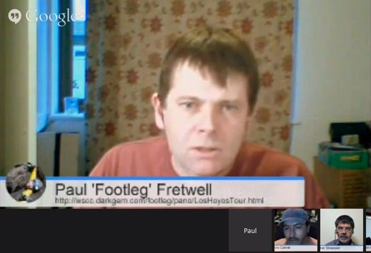PAUL FOOTLEG FRETWELL