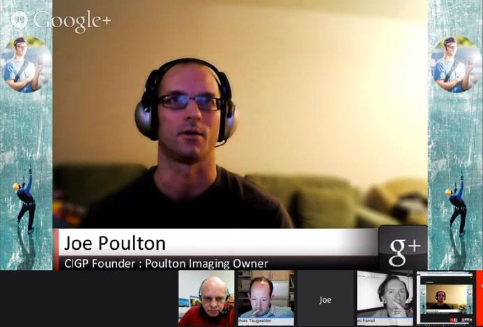 Joe Poulton Part 1