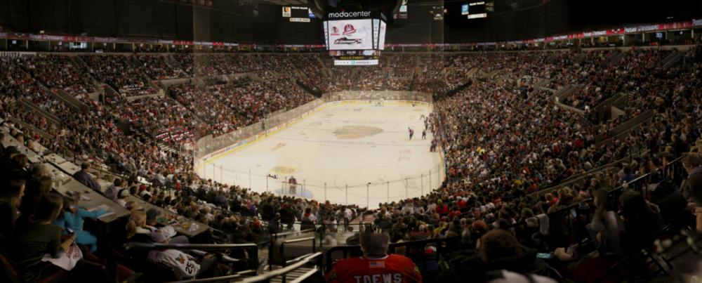 CLIENT / Portland Winterhawks, WHL Finals