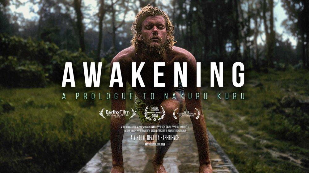 Nakuru Kuru Awakening Poster