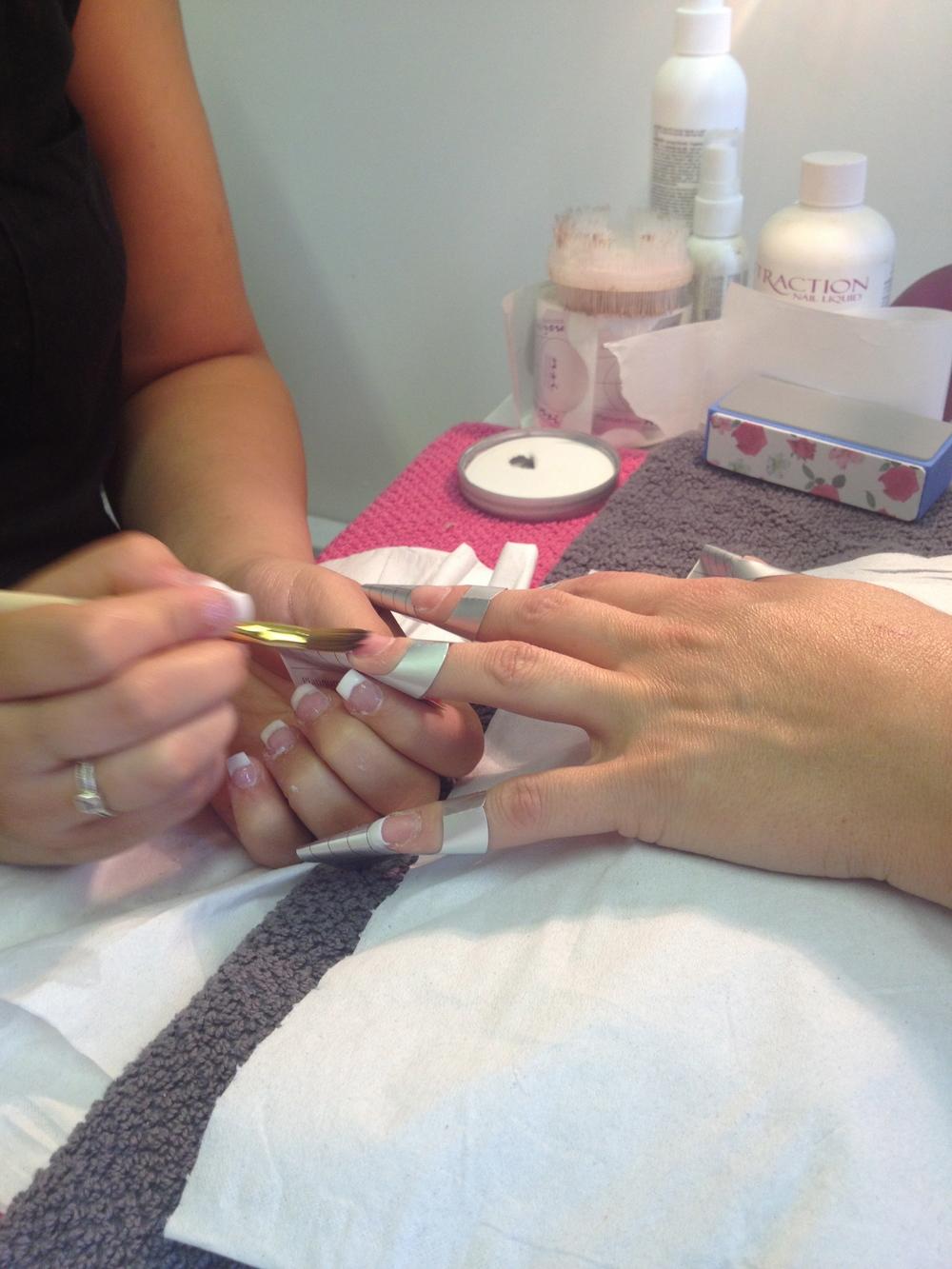 manicure pedicure training manual splendid wedding company rh splendidweddingcompany com Manicure and Pedicure Clip Art Manicure and Pedicure Gift Cards