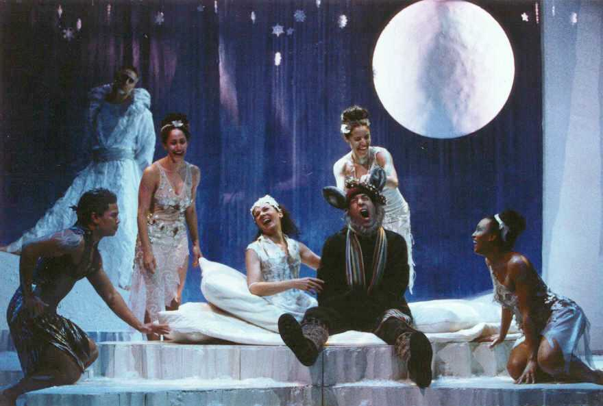 A Midwinter Night's Dream - Bottom (James Michael Reilly), Titania (Sabrina LeBeouf).jpg