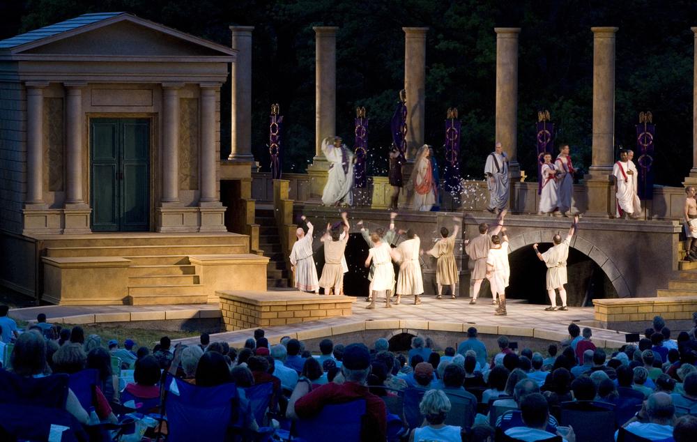 Julius Caesar - Caesar's Triumph.jpg