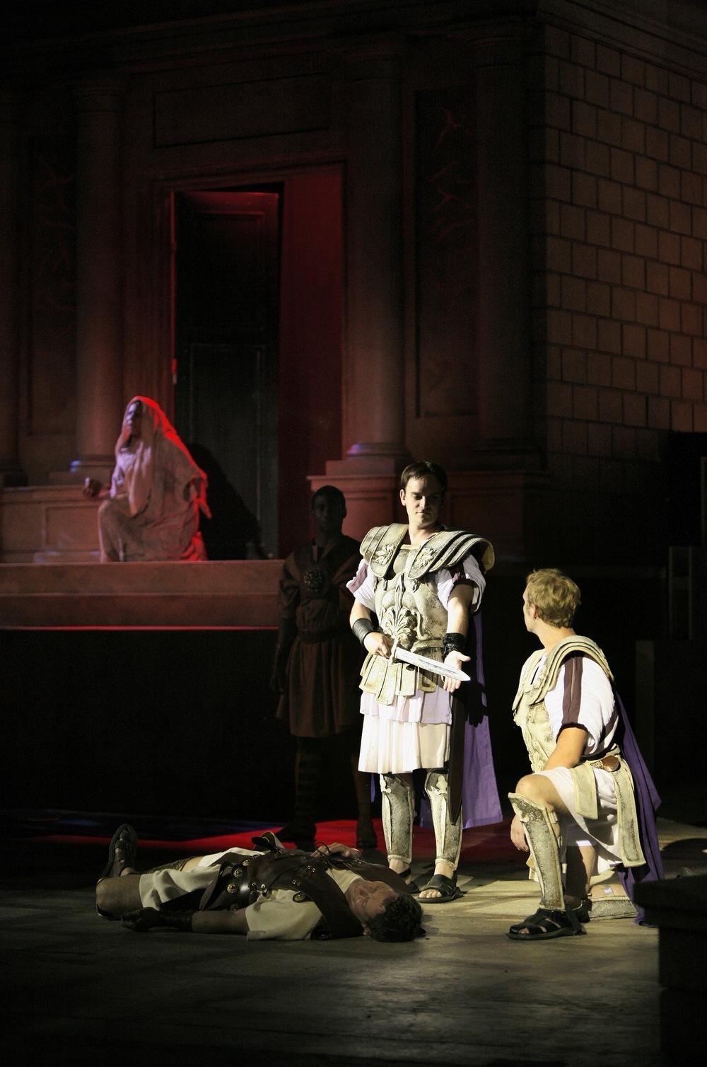 Julius Caesar - Call The Field To Rest.jpg