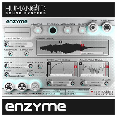 Enzyme VST/AU synth plugin