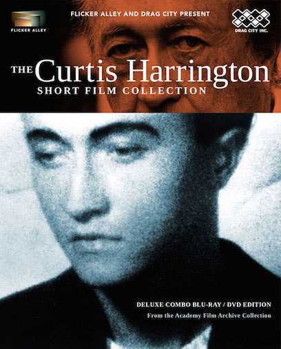 CURTIS HARRINGTON COLLECTION