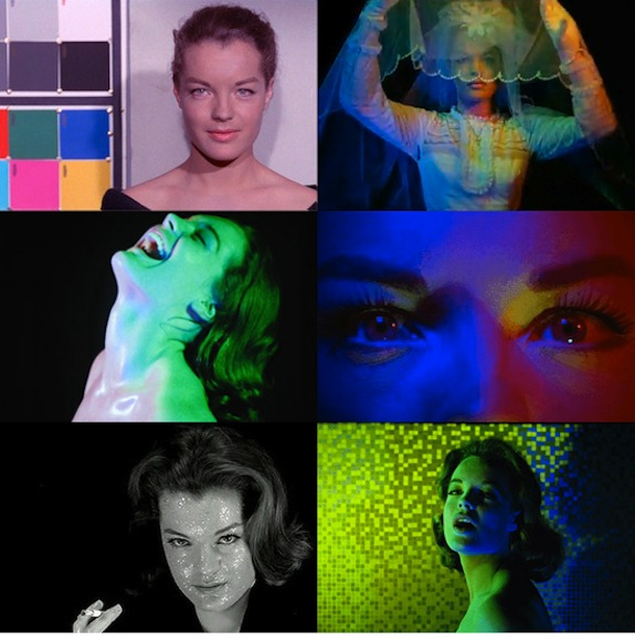 6 views of Romy Schneider in HENRI-GEORGES CLOUZOT'S INFERNO (2009)